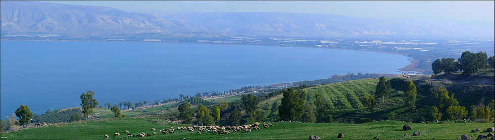 Sea of Galilee 3