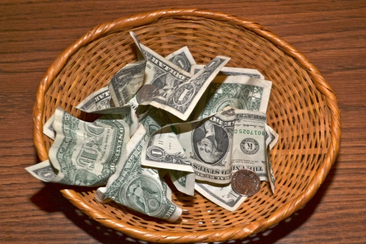 Basket of Dollars